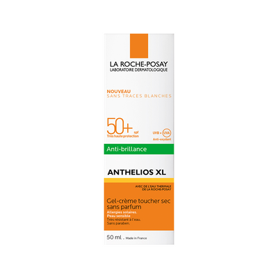 La Roche Posay Anthelios XL Gel-Creme Toque Seco Antibrilho SPF50+ 50 ml