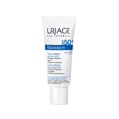 Uriage Bariéderm Cica-Creme SPF50+ 40 ml