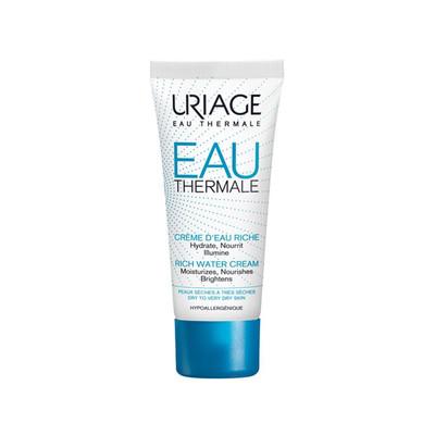 Uriage Eau Thermale Creme de Água Rico SPF20 40 ml