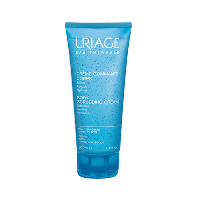 Uriage Creme Esfoliante Corpo 200 ml