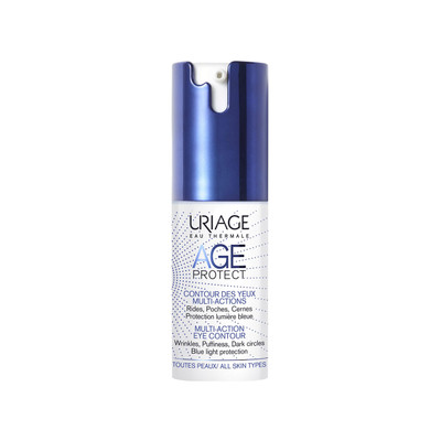 Uriage Age Protect Contorno de Olhos Multi-Ações 15 ml