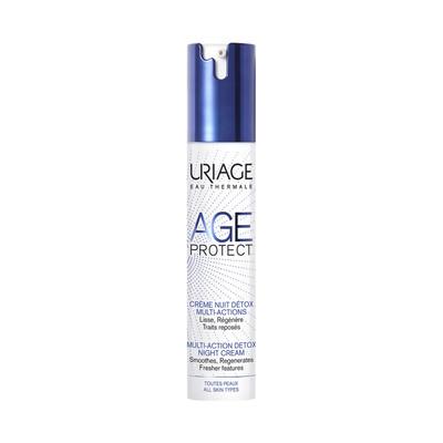 Uriage Age Protect Creme de Noite Detox Multi-Ações 40 ml