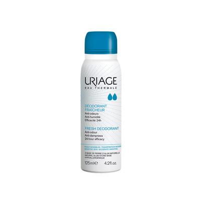 Uriage Desodorizante Spray Refrescante 125 ml