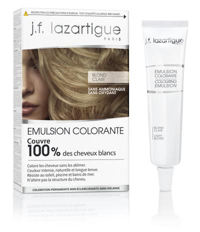 J. F. Lazartigue Emulsão de Coloração 60 ml