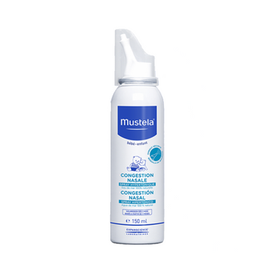 Mustela Spray Congestão Nasal 150 ml