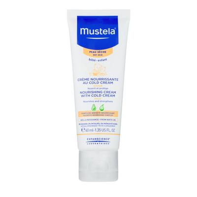 Mustela Creme Nutritivo com Cold Cream Pele Seca