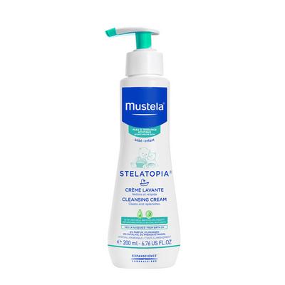 Mustela Stelatopia Creme Lavante Pele Atópica 200 ml