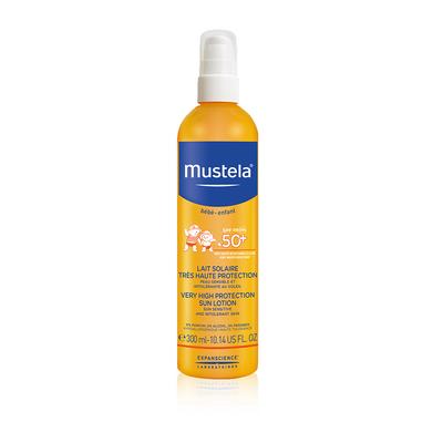 Mustela Solar Leite Protetor SPF50+ 300 ml