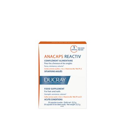 Ducray Anacaps Reactiv Cápsulas