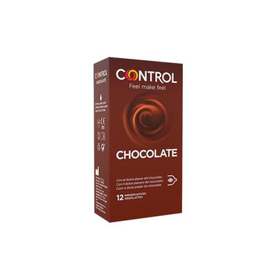 Control Essence Chocolate Preservativos 12 un