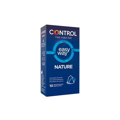 Control Easy Way Nature Preservativos 10 un