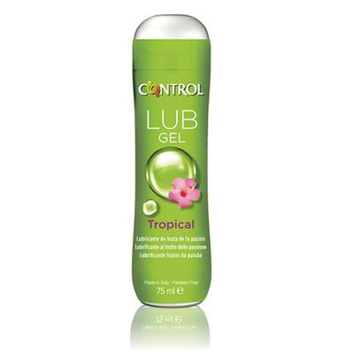 Control Gel Tropical Lubrificante 75 ml
