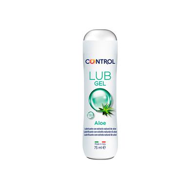 Control Pleasure Gel Aloe Lubrificante 75 ml
