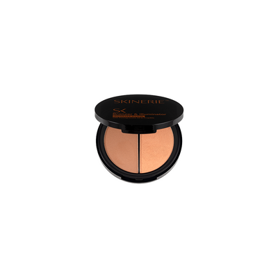 Skinerie Face Bronzer & Iluminator Pó 8 gr