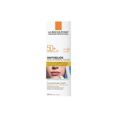 La Roche-Posay Anthelios Anti-Imperfeições SPF50+ Gel-Creme Corretor 50 ml
