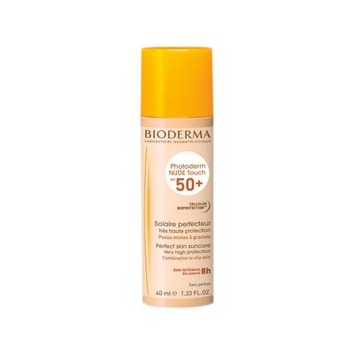 Bioderma Photoderm NUDE Touch com Cor SPF50+ 40 ml