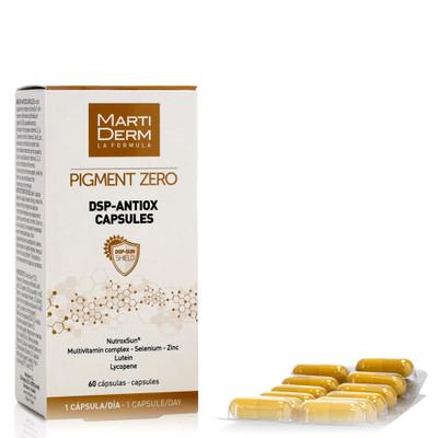 Martiderm Pigment Zero Dsp-Antiox Cápsulas 60 un