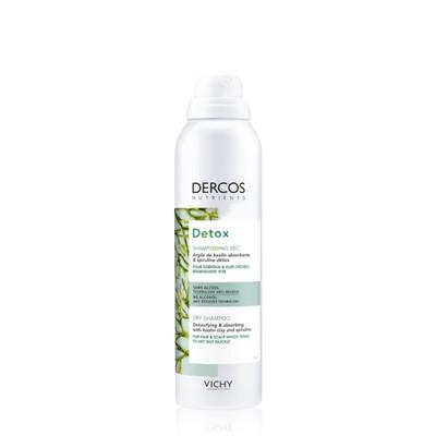 Vichy Dercos Nutrients Champô Seco Detox 150 ml