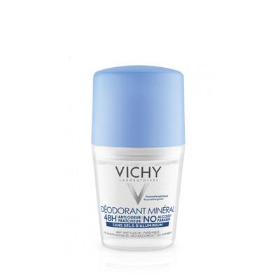 Vichy Desodorizante Mineral Roll-On 50 ml