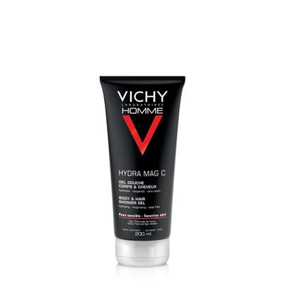 Vichy Homme Hydra Mag C Gel de Banho 200 ml