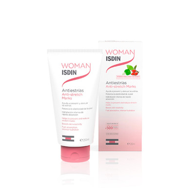 Isdin Woman Creme Anti-Estrias 250 ml