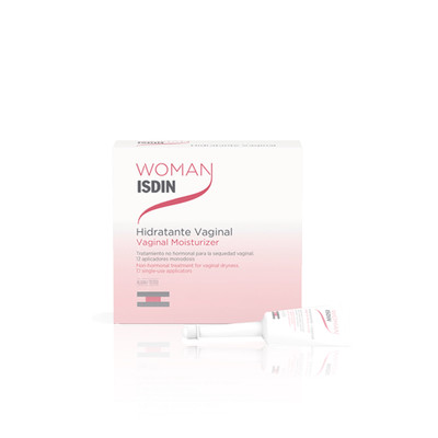 Isdin Woman Hidratante Vaginal 12 un