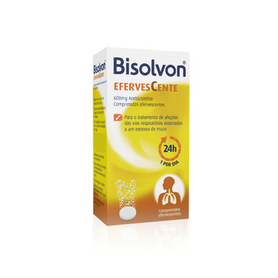 Bisolvon Efervescente 10 comp
