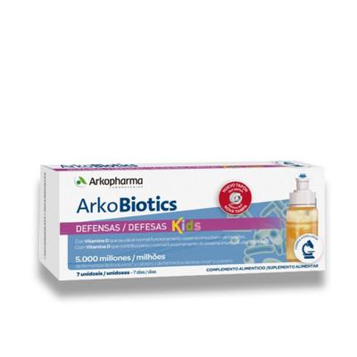 Arkopharma Arkobiotics Defesas Kids 7 Unidoses