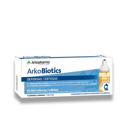 Arkopharma Arkobiotics Defesas Adultos 7 Unidoses