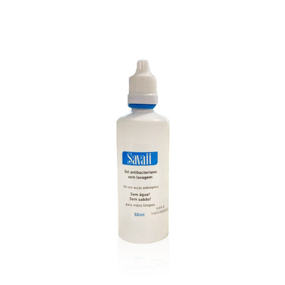 Savaii Gel Antibacteriano Mãos 50 ml