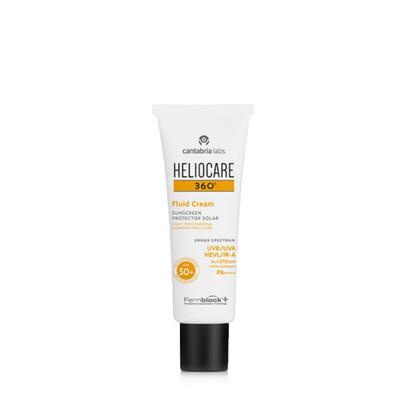 Heliocare 360º Fluid Cream SPF50+ Fluido Creme Solar 50ml
