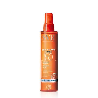 SVR Sun Secure Huile Óleo Seco SPF50 200 ml