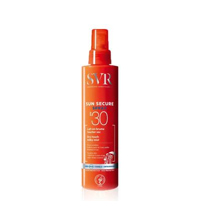 SVR Sun Secure Leite Spray Toque Seco SPF30 200 ml
