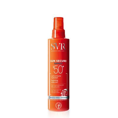 SVR Sun Secure Spray Leitoso Hidratante SPF50+ 200 ml