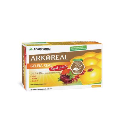 Arkopharma Arkoreal Royal Fruits 20 Ampolas