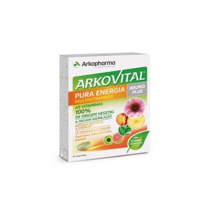 Arkopharma Arkovital Pura Energia Imunoplus 30 comp