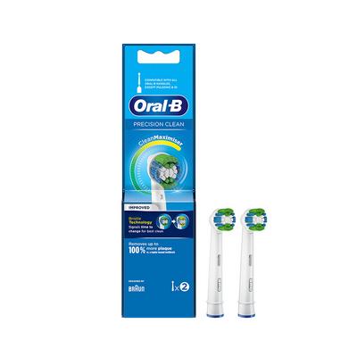Oral-B Precision Recarga Escova de Dentes Elétrica 2 un