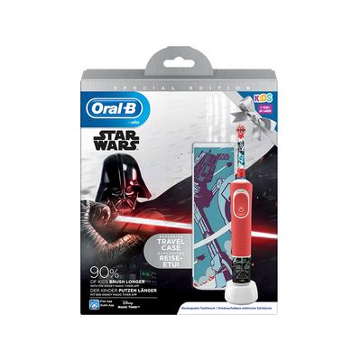 Oral-B Pack Stages Power Star Wars Escova de Dentes Elétrica c/Oferta Estojo