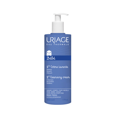 Uriage Bebé 1º Creme Lavante 500 ml