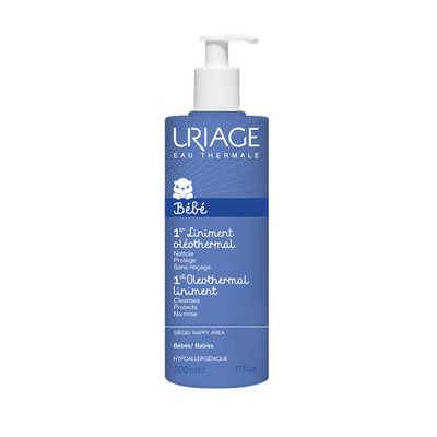 Uriage Bebé Liniment Oléothermal 500 ml