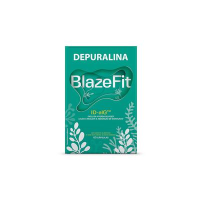 Depuralina BlazeFit Queima Gorduras 60 cáps