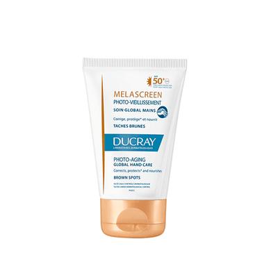 Ducray Melascreen Fotoenvelhecimento Creme Mãos SPF50+ 30 ml