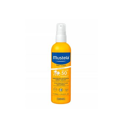 Mustela Solar Spray SPF50+ 200 ml