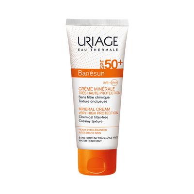 Uriage Bariésun Creme Mineral SPF50+ 100 ml