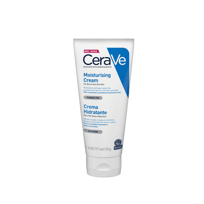 CeraVe Creme Hidratante Rosto e Corpo 177 ml
