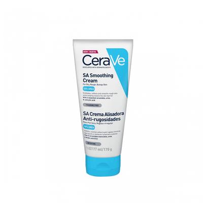 CeraVe SA Creme Alisador Antirrugosidades com 10% de Ureia 177 ml