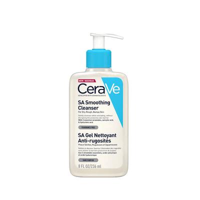 CeraVe SA Gel de Limpeza Antirrugosidades 236 ml