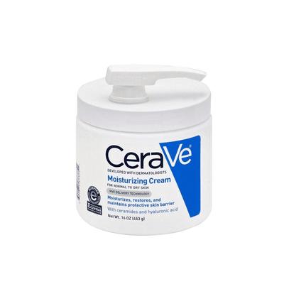 CeraVe Creme Hidratante C/ Pump 453 gr