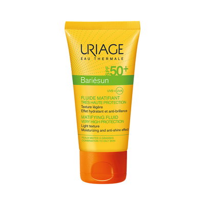 Uriage Bariésun Fluído MAT SPF50+ 50 ml