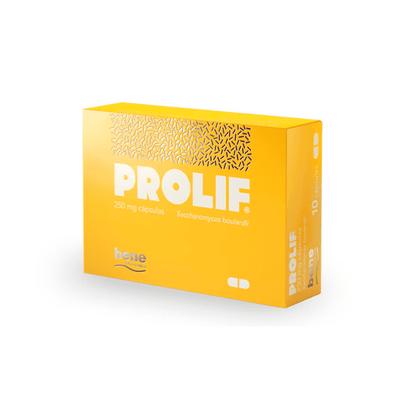 Prolif 250 mg 20 cáps
